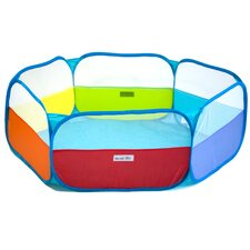 Rainbow Hexagon Children Twist Playpen