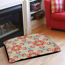 Tea House Patterns 11 Indoor/Outdoor Pet Bed