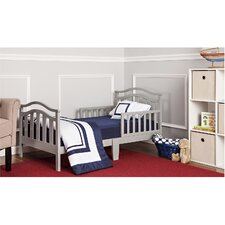 Elora Toddler Bed with Safety Rail
