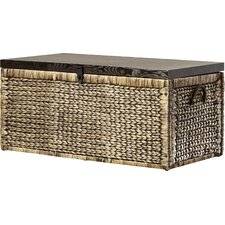 Lily Water Hyacinth Storage Trunk