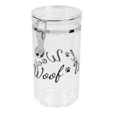 Dog Pet Treat Jar