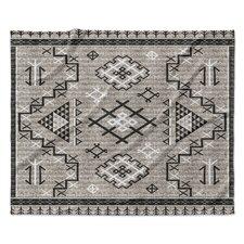 Aztec Fleece Throw Blanket