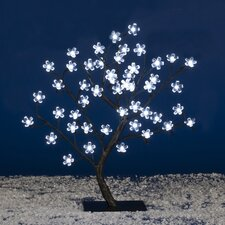 Cherry Blossom LED Tree 48 Light Lamp