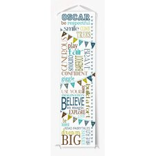 Personalized Rules Growth Chart