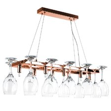 Chalice 8-Light Kitchen Island Pendant