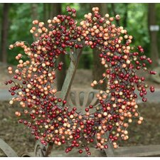 "22"" Fall Berry Wreath"