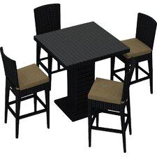 Urbana 5 Piece Bar Set