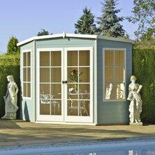 Petrizzi 8 x 8 Wooden Summerhouse