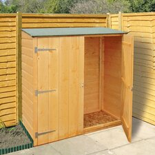 4 x 2 Wooden Storage Shed