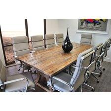11 Piece Ligna 8' Rectangular Conference Table set