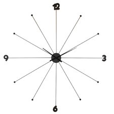 Übergröße Wanduhr Like Umbrella XXL 100 cm