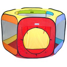 Jumbo Six Sided Hexagon Wonder Play Tent