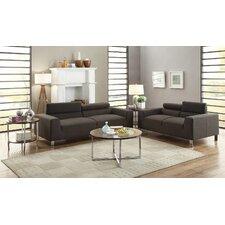 Dorris Sofa and Loveseat Set