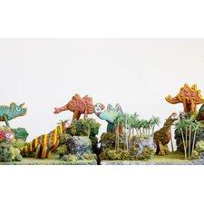 Plätzchenstempel-Set 3D Dinosaur