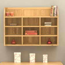Mobel Oak Wall Shelf
