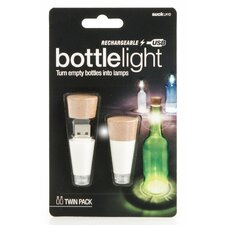 2 Bottle Light (Set of 2)