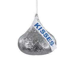"3.5"" Chocolate's Kiss Ornament"