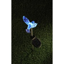 LED Dekoleuchten 1-flammig Eisvogel