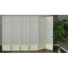 6-tlg. Raumteiler Akio Style, 179 x 245 cm