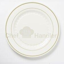 Mystique 1260 Piece Heavy Plastic Plate Set