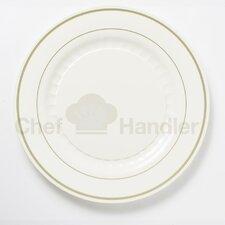 Mystique 760 Piece Wedding Plastic Plate Set