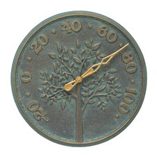 Tree of Life Indoor/Outdoor Wall Thermometer