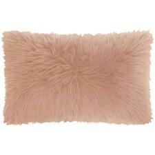 Scunthorpe Faux Fur Lumbar Pillow