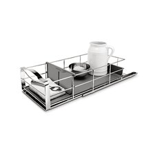 "9"" Pull Out Cabinet Organizer"