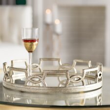 Tracey Mirrored Tray
