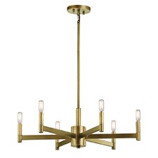 Gavin 6-Light Candle-Style Chandelier