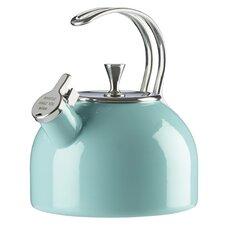 All in Good Taste 2.5-qt. Stainless Steel Tea Kettle