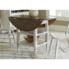Gaetan 3 Piece Extendable Dining Table Set