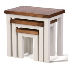 Ascot 3 Piece Nest of Tables