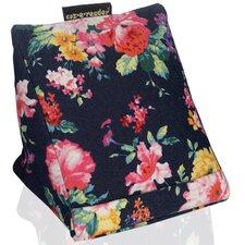 Floral Cushion E-Reader Holder