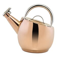 2.75 Qt. Stainless Steel Stove Tea Kettle