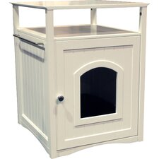 Allen Litter Box End Table