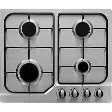 Gas Double Hob