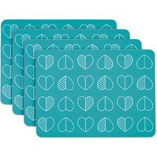 Outline Placemat (Set of 4)