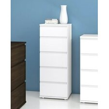 Aaron 5 Drawer Chest