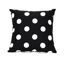Telly Large Cotton Throw Pillow
