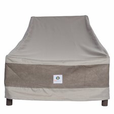 Elegant Chaise Lounge Cover