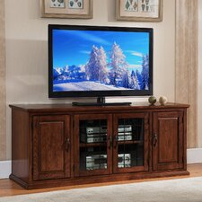 """Leaded Glass 60"""" TV Stand"""