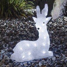 LED-Dekoleuchte Rentier