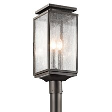 Conesville Outdoor 3-Light Lantern Head