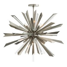 Waldorf 8-Light Sputnik Chandelier