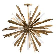 Waldorf 8-Light Sputnik Chandelier