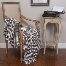 String Cotton Throw