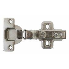 15.5cm H x 6cm W Self-Closing Single Door Hinge (Set of 10)