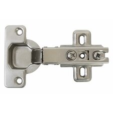 6cm H x 10cm W Self-Closing Single Door Hinge (Set of 20)