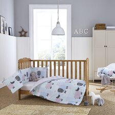 Stanley and Pip 2-Piece Cot Bedding Set